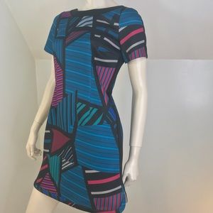Anthropologie Dresses - Tracy Reese Dress Brady Bunch Counting Angles